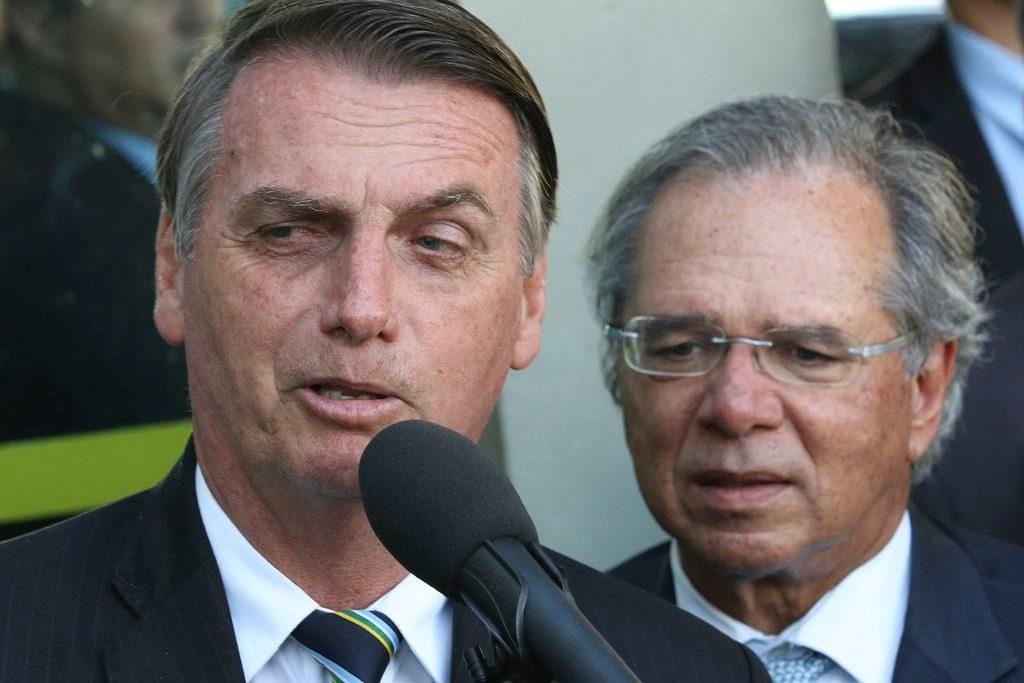 Presidente Jair Bolsonaro - crédito: Fabio Rodrigues Pozzebom/Agência Brasil